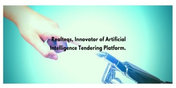 Artificial Intelligence driven Tendering by Realteqs